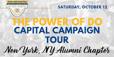 N.C. A&T Power of Do Capital Campaign Tour - New York Edition tickets