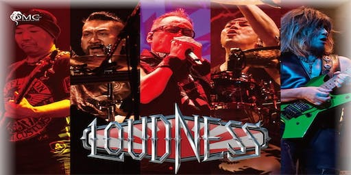 LOUDNESS + support