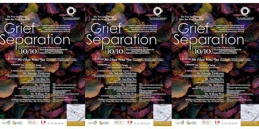 "Older But Wiser Forum II ""Grief-Separation"""