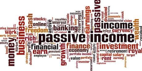 Real Estate Investment Seminar - Passive Income Panel tickets