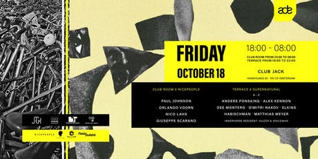Jack x Innerverse Invites: NICEPEOPLE Showcase ADE tickets