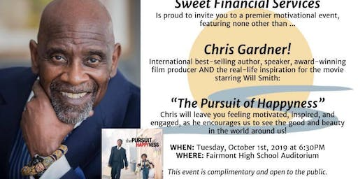 Chris Gardner Motivational Talk