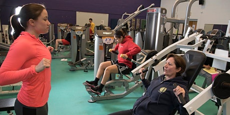 Health, Fitness and Exercise Studies Degree Virtual Information Session tickets