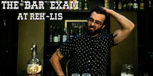 Taking the Bar: Rek'-lis Spirit Jeopardy
