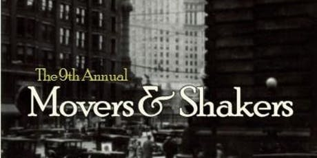 9th Annual Movers & Shakers tickets