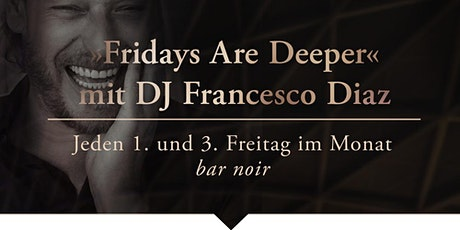 Fridays Are Deeper Tickets