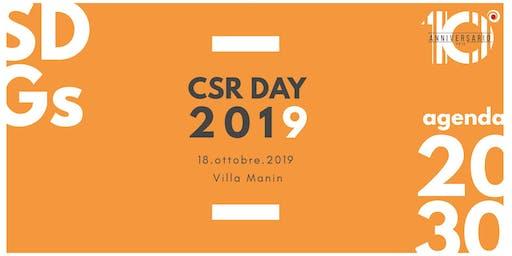 CSR Day 2019