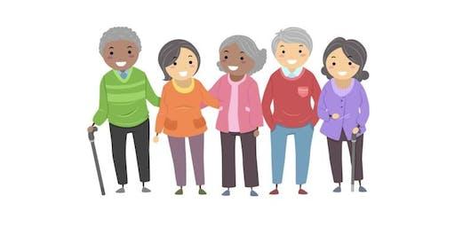 Older Adult Health Council Health Fair