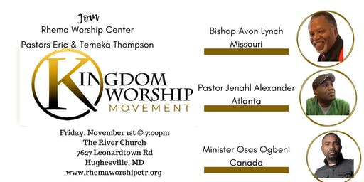 Kingdom Worship Movement