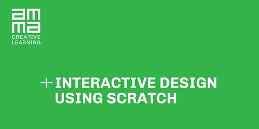 Interactive Design Using Scratch