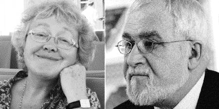 Poetry Reading with Douglas Dunn and Anna Crowe