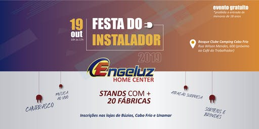 Festa do Instalador Engeluz Home Center 2019
