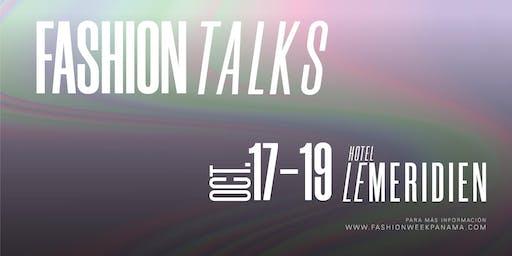 FASHION TALKS by Fashion Week Panama