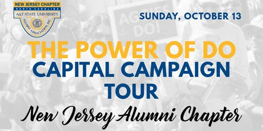 N.C. A&T Power of Do Capital Campaign Tour - New Jersey Edition