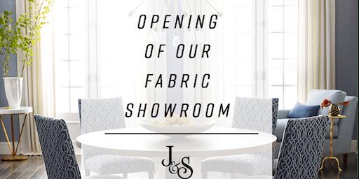J&S Fabric Showroom Grand Opening - Special Guest Speaker Scott Kravet