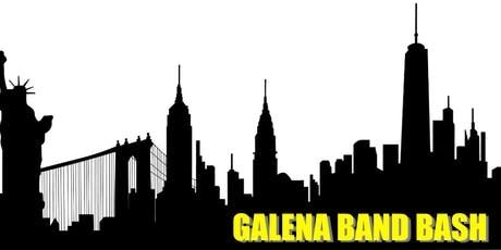 Galena Band Bash Fundraiser for Carnegie Hall tickets