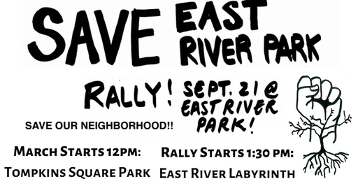 Save East River Park