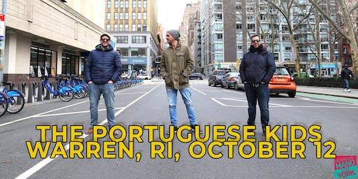 The Portuguese Kids: Warren, RI