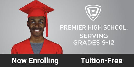 Premier High School of North Little Rock Open Houses
