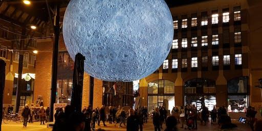 We gaan samen naar de maan!