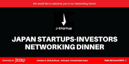Japan Startups-Investors Networking Dinner