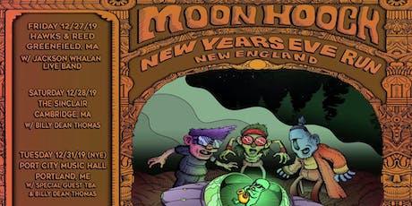 Moon Hooch w/ Jackson Whalan tickets