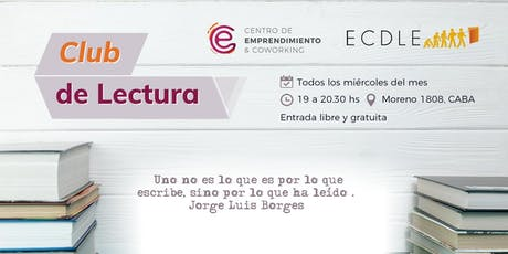 Club de Lectura tickets