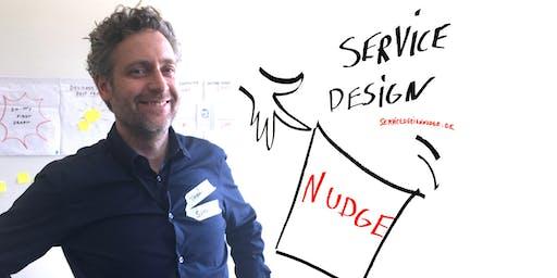 Service Design Nudge @Spaces Düsseldorf