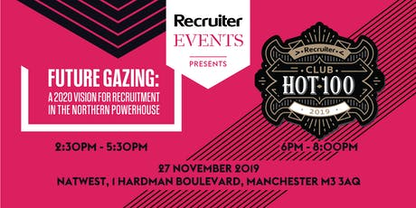 Recruiter On The Road - 27 November 2019 tickets