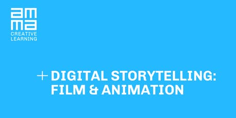 Digital Storytelling - Film & Animation tickets