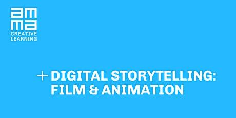 Digital Storytelling - Film & Animation tickets