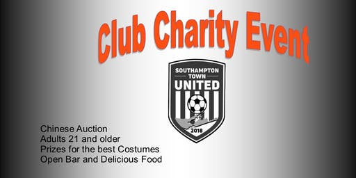 Southampton Town United Halloween Charity Event