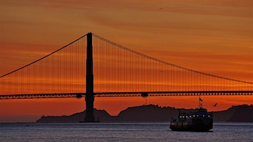 Red and White Fleet's California Twilight Cruise