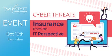 Cyber Threats: Insurance from an IT Perspective tickets