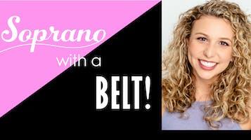 "Alexandra Muscaro: ""Soprano with a Belt!"""