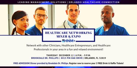 Orlando Healthcare Networking Mixer & Expo tickets