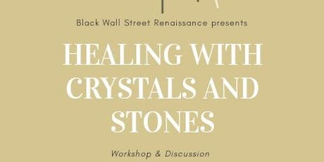 Healing With Crystals & Stones Workshop tickets