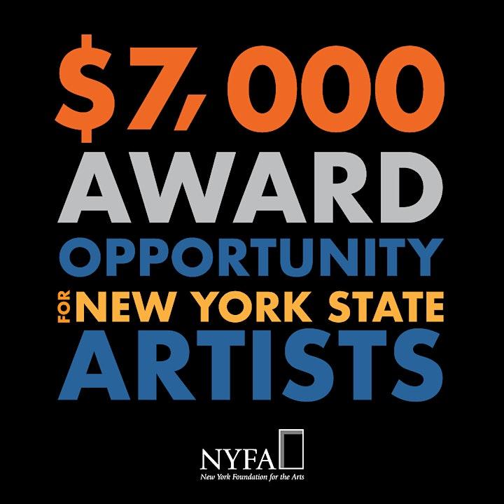NYSCA/NYFA Artist Fellowship Application Seminar: Brooklyn image