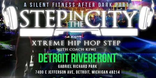 Step in the City - A Silent Fitness After Dark Party