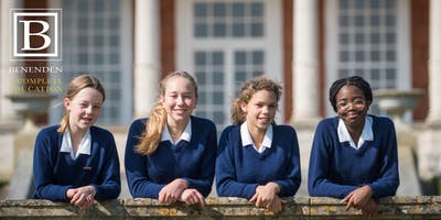 Benenden Open Morning - Saturday 2 May 2020