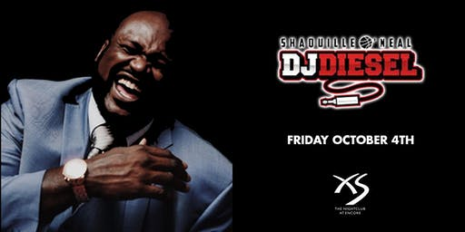 Shaquille O'neal Cocktail Party at XS