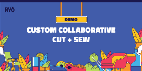 Custom Collaborative Production Demo @ The Made in NYC Pop-Up tickets