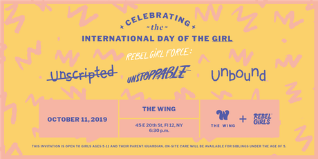 Rebel Girlforce: Unscripted, Unstoppable, and Unbound tickets