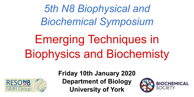 5th N8 Biophysical and Biochemical Symposium