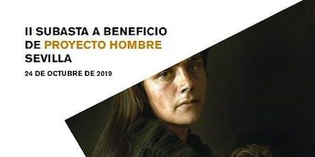 II Subasta-Proyecto-Hombre-2019 entradas