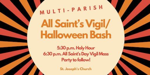 Multi-Parish All Saint's Vigil/Halloween Bash!