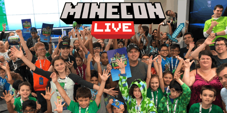 MINECON Live Party tickets