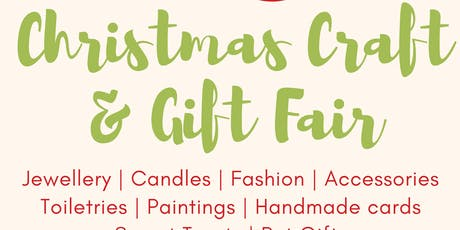 Christmas Craft &  Gift Fair tickets