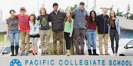 Pacific Collegiate School Informational Meeting