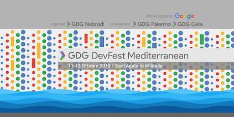 DevFest Mediterranean 2019 biglietti